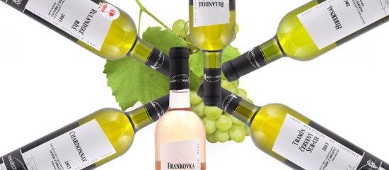 Vína úspěšná a zajímavá
