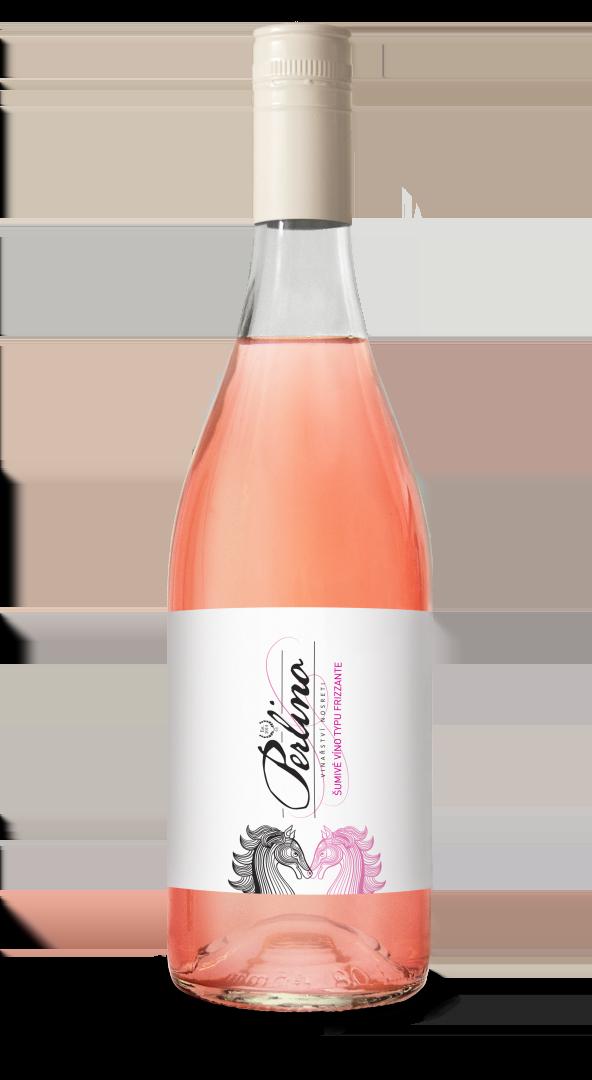 6 × Svatovavřinecké rosé 2017, zemské víno - perlivé, Nosreti, polosladké