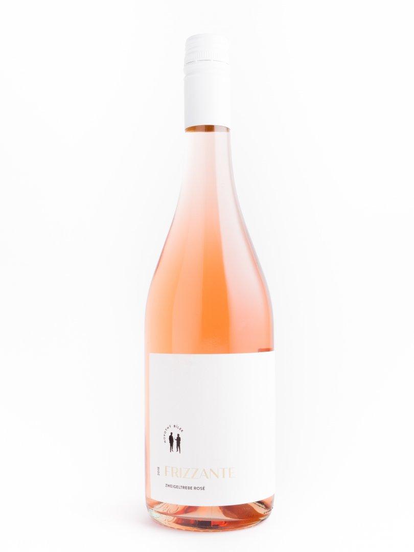 6 × Frizzante Zweigeltrebe Alibernet 2020, zemské víno - perlivé, Vinařství Novotný Bílek, polosladké
