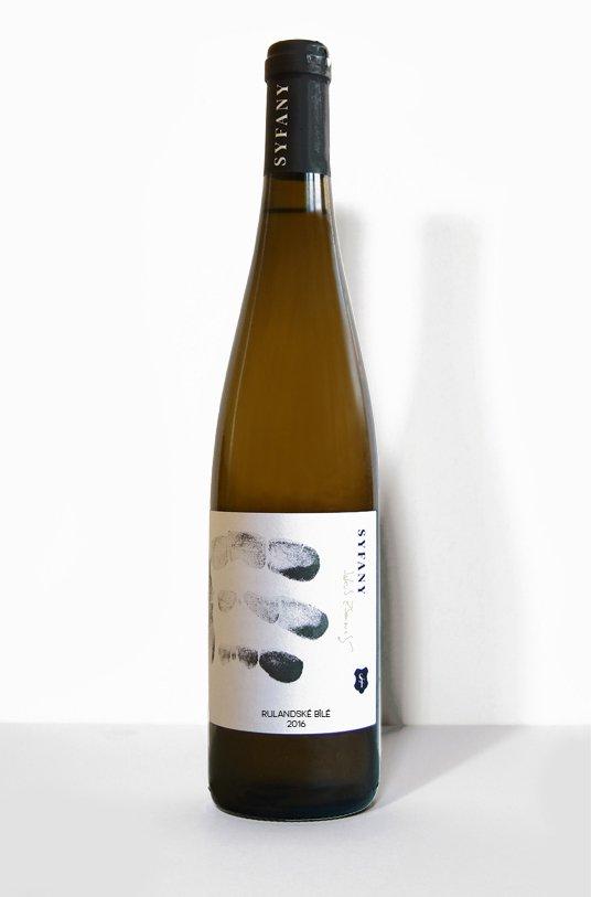 Syfany - Rulandské bílé | Limited | Nefiltrováno - Zemské víno 2016 - 0,75l