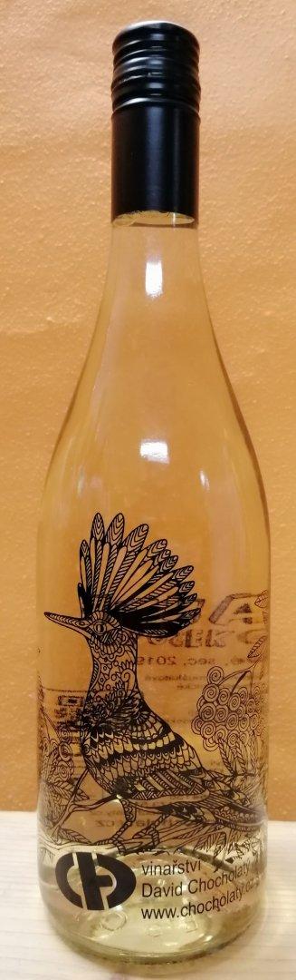 6 × FRIZZANTE 2019, jakostní perlivé víno, Vinařství David Chocholatý, sec