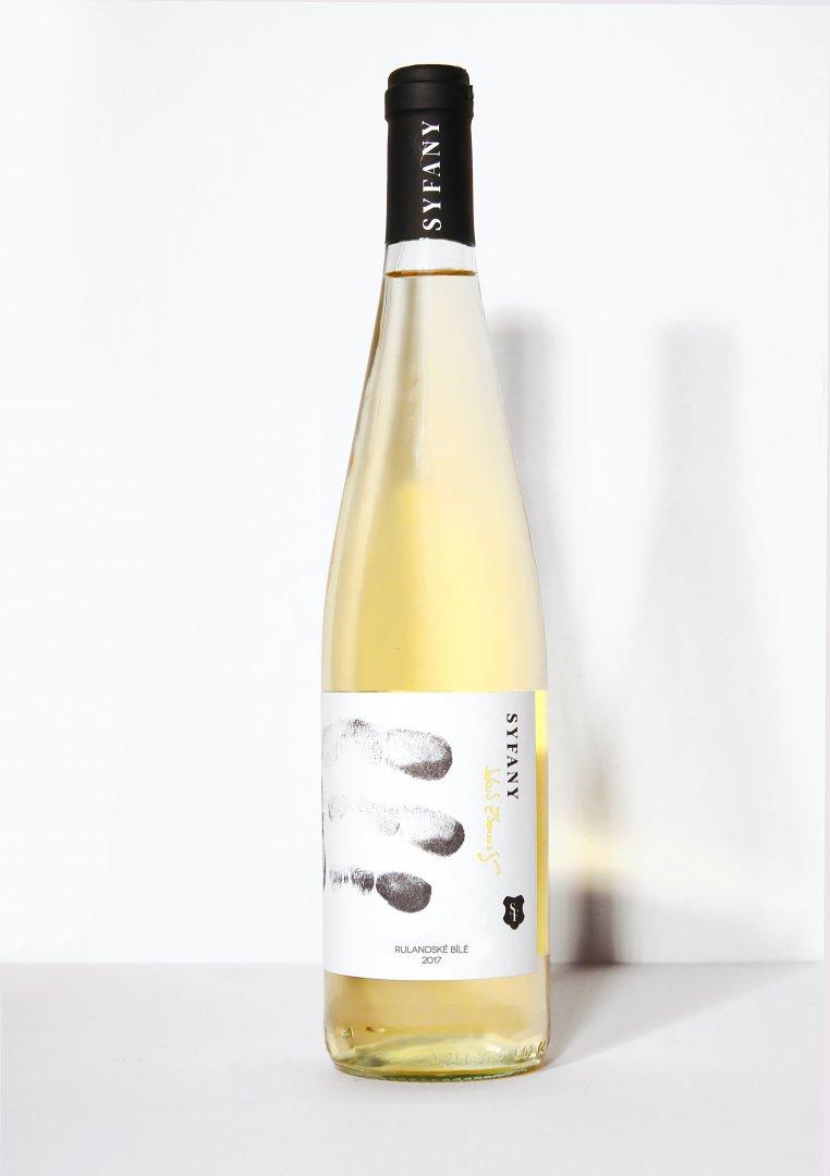 Syfany - Rulandské bílé - Zemské víno 2017 - 0,75l