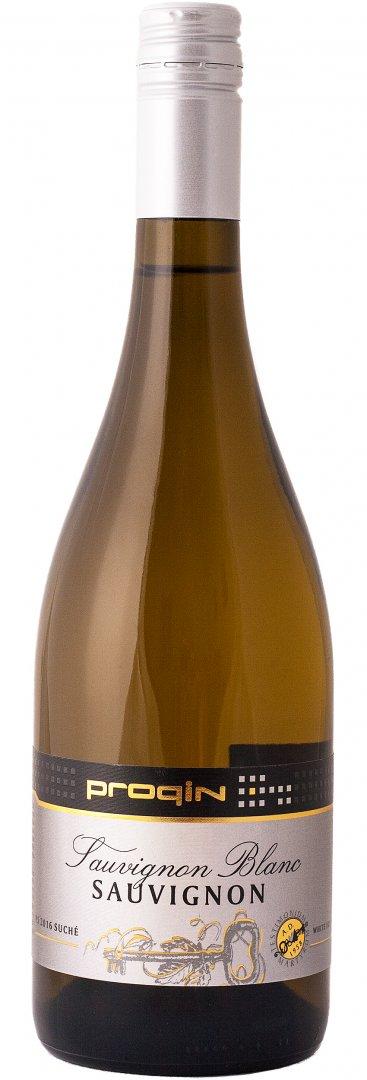 PROQIN - Sauvignon blanc - Pozdní sběr 2016 - 0,75l