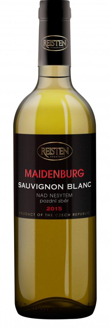 Reisten - Sauvignon blanc Maidenburg - Pozdní sběr 2015 - 0,75l (balení 6 lahví)