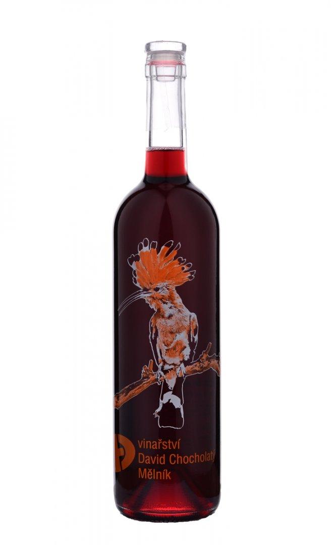 Vinařství David Chocholatý - Svatovavřinecké - Zemské víno 2015 - 0,75l (balení 6 lahví)