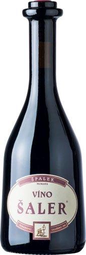 Vinařství Špalek - Šaler červený - Jakostní fortifikované víno 2011 - 0,5l (balení 6 lahví)