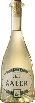 Vinařství Špalek - Šaler bílý - Jakostní fortifikované víno 2015 - 0,5l (balení 6 lahví)