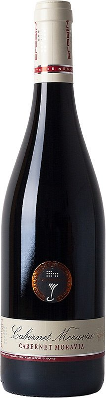 PROQIN - Cabernet Moravia - Pozdní sběr 2014 - 0,75l (balení 6 lahví)