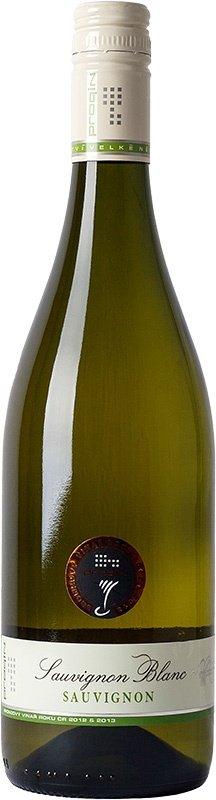 PROQIN - Sauvignon Blanc - Pozdní sběr 2015 - 0,75l (balení 6 lahví)