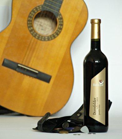 Vinařství Baraque - Dornfelder - Pozdní sběr 2015 - 0,75l (balení 6 lahví)