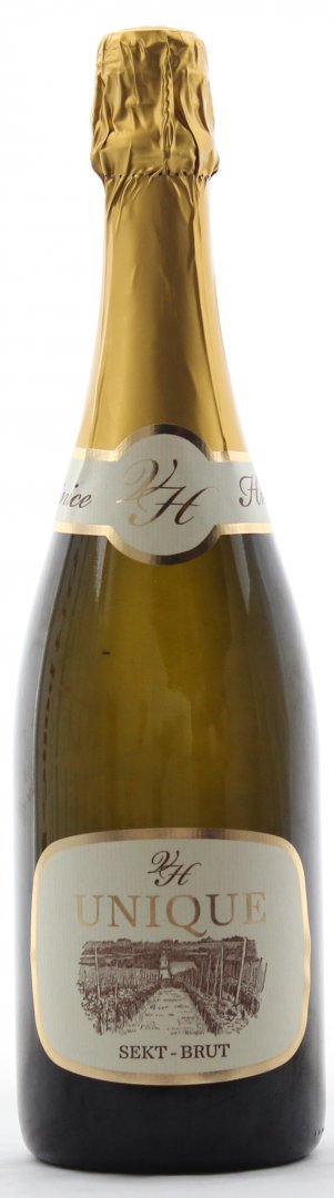 Vinice-Hnanice - UNIQUE Ryzlink rýnský - Šumivé víno stanovené oblasti (sekt s.o.) 2013 - 0,75l (balení 6 lahví)