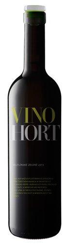 Vino Hort - Veltlínské zelené - Kabinetní víno 2013 - 0,75l