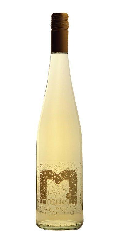 Vinařství Marcus - Chardonnay - perlivé - Pozdní sběr 2011 - 0,75l