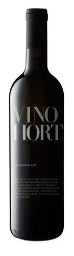 Vino Hort - Sauvignon - Kabinetní víno 2014 - 0,75l (balení 6 lahví)