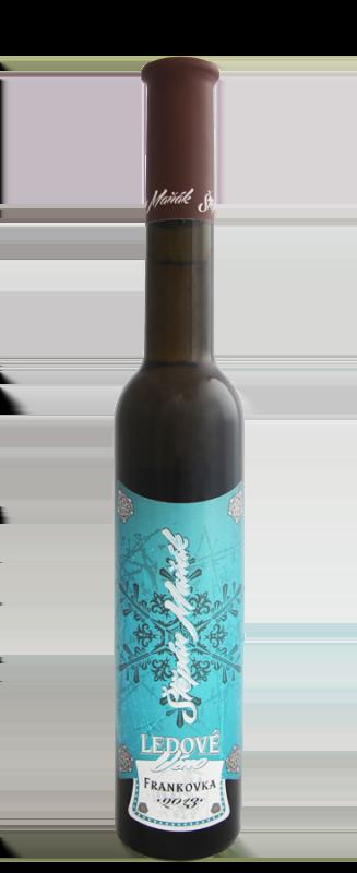 Vinařství Štěpán Maňák - Frankovka - Ledové víno 2013 - 0,2l (balení 6 lahví)