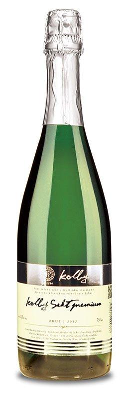 Kolby - Kolby Sekt Premium - Šumivé víno stanovené oblasti (sekt s.o.) 2012 - 0,75l