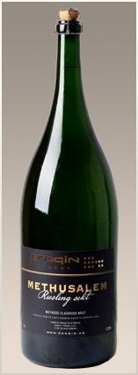 PROQIN - METHUSALEM Riesling Sekt - Šumivé víno stanovené oblasti (sekt s.o.) - 6l (balení 6 lahví)