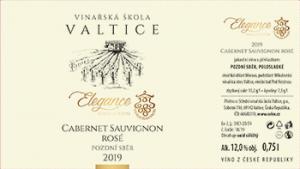 Cabernet Sauvignon rosé (Elegance)