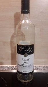 Rosé Svatovavřinecké (Mladé víno)